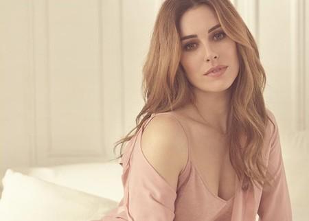 Blanca Suárez vuelve a ser imagen de Angel Schlesser, esta vez para su perfume Femme Adorable