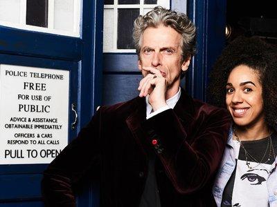 Peter Capaldi también dejará 'Doctor Who' este año