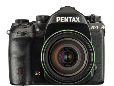 Pentax K-1, la primera full frame de Pentax por fin es oficial