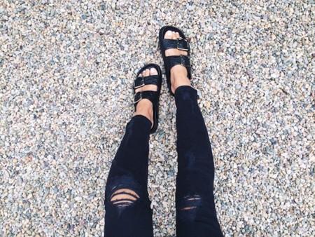 sandalias ugly shoes