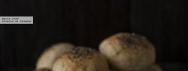 Panecillos tiernos con queso cremoso. Receta con y sin Thermomix