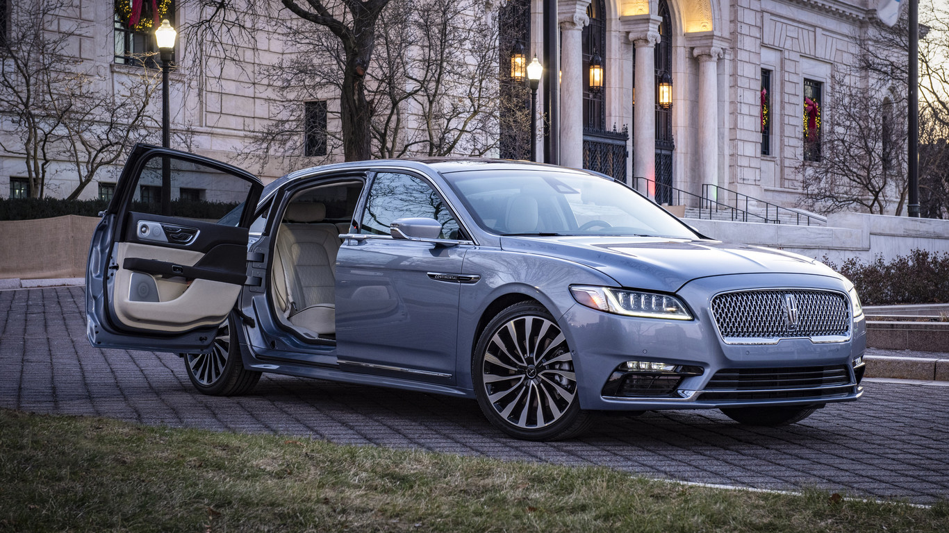 2020 The Lincoln Continental New Model and Performance