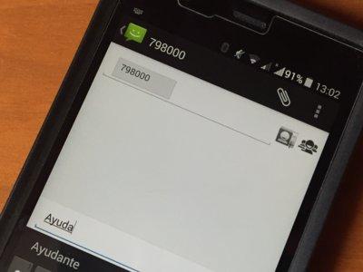 La CNMC asigna nuevos números para SMS solidarios en el rango 7980AB