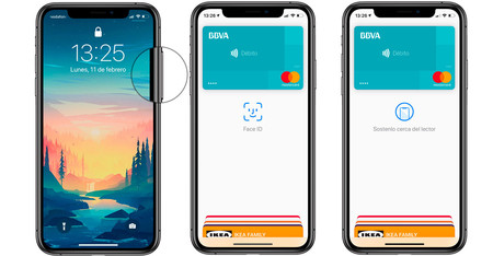 Apple Pay Iphone Xs