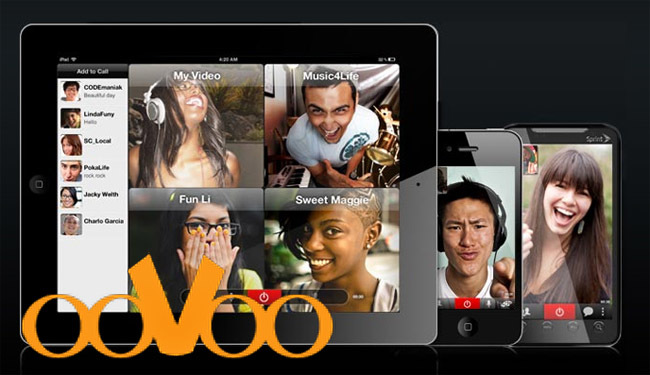 ooVoo BlackBerry 10
