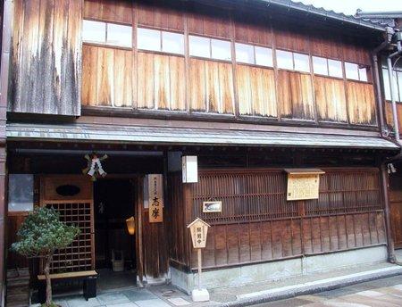 Visita a la antigua casa de geishas Shima en Kanazawa