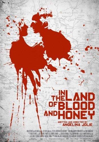 'En tierra de sangre y miel', cartel y tráiler del debut de Angelina Jolie como directora