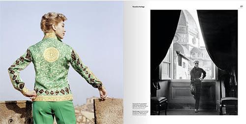 Foto de Pucci en un libro de lujo (8/13)