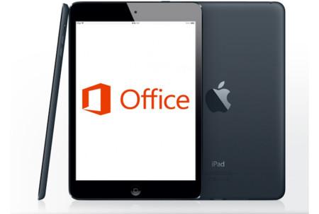 Office llegará por fin al iPad, Steve Ballmer lo confirma pero no da fechas