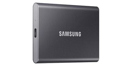Samsung Pssd T7