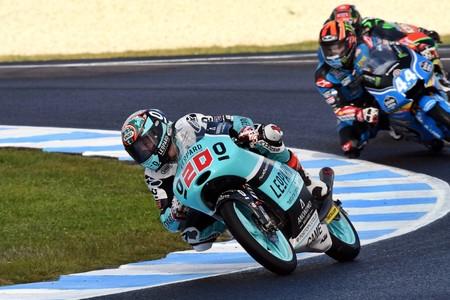Fabio Quartararo Moto3 Gp Australia 2016