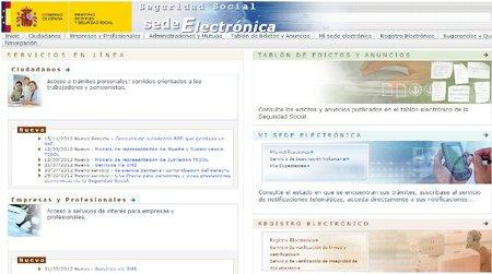 Las notificaciones de la Seguridad Social serán telemáticas a partir de 2013 de forma obligatoria