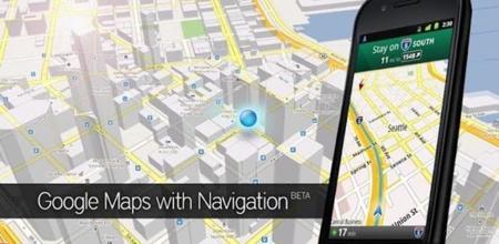Google Maps 6.5 para Android actualiza su interfaz para Ice Cream Sandwich e incluye mejoras en la navegación