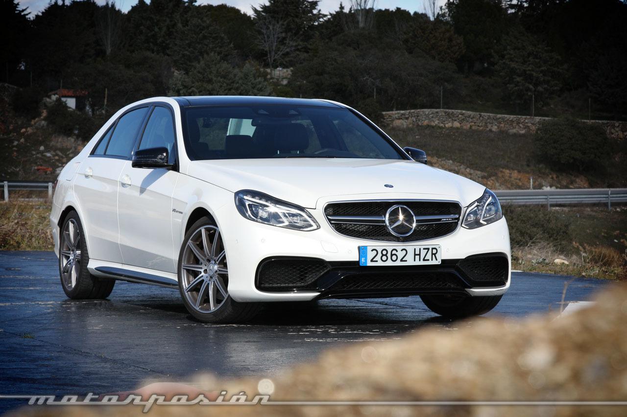 Foto de Mercedes-AMG E 63 4Matic (prueba) (31/42)