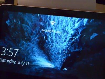 Así funciona el reconocimiento facial para iniciar sesión en Windows 10 (spoiler: es muy rápido)