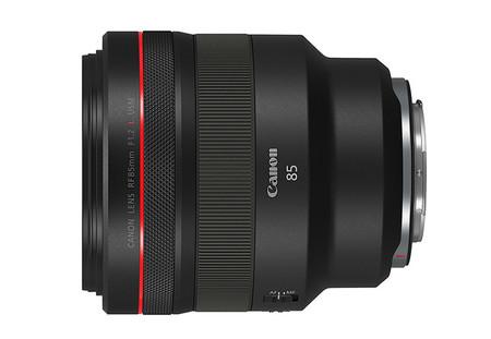 Canon Rf 85 12