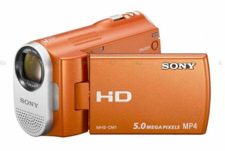 Sony webbie hd mhs-cm1