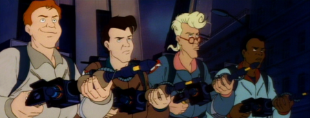 Sony planea crear una nueva serie animada de The Ghostbusters para el 2018