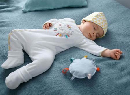 La canastilla low cost ideal para el recién nacido