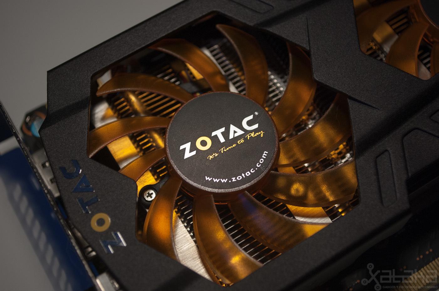 Foto de Zotac GeForce GTX 660 (3/8)