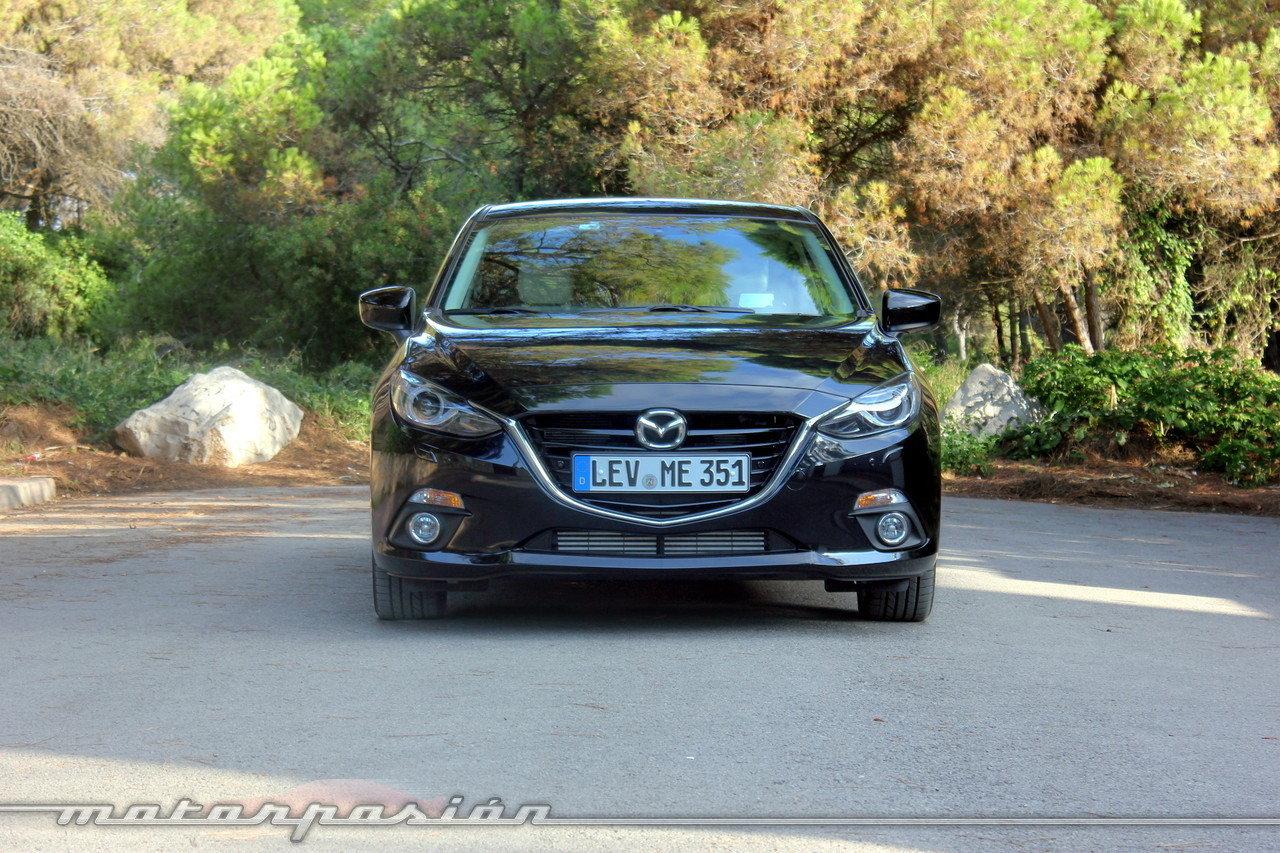 Foto de Mazda3 2013, presentación y prueba (33/61)