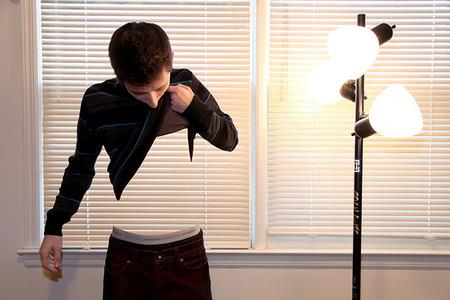 Cómo hacer desaparecer partes el cuerpo con Photoshop