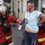 Los sangrientos enfrentamientos entre aficiones de la Eurocopa, en 19 imágenes y vídeos