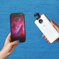 Moto Z2 Force: la doble cámara llega a Motorola bajo armadura de aluminio y con un nuevo Moto Mod de 360 grados