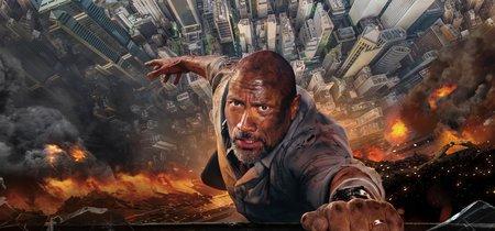 Cómo Dwayne 'La Roca' Johnson se ha convertido en una estrella del cine haciendo siempre lo mismo