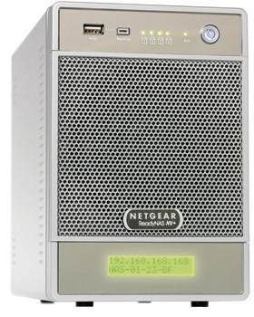 Netgear ReadyNAS, hasta 4 TB de almacenamiento