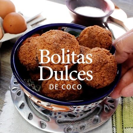 Bolitas Coco