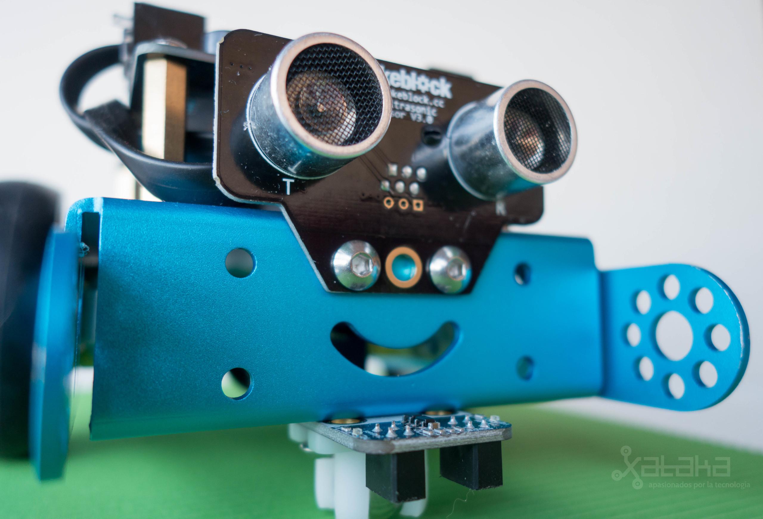 SPC-Makeblock mBot, análisis