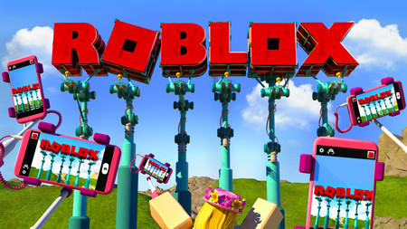 Roblox Press Kit Key Art