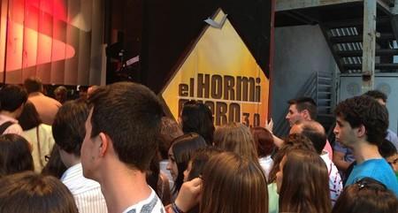 Una tarde en la grabación de 'El Hormiguero'