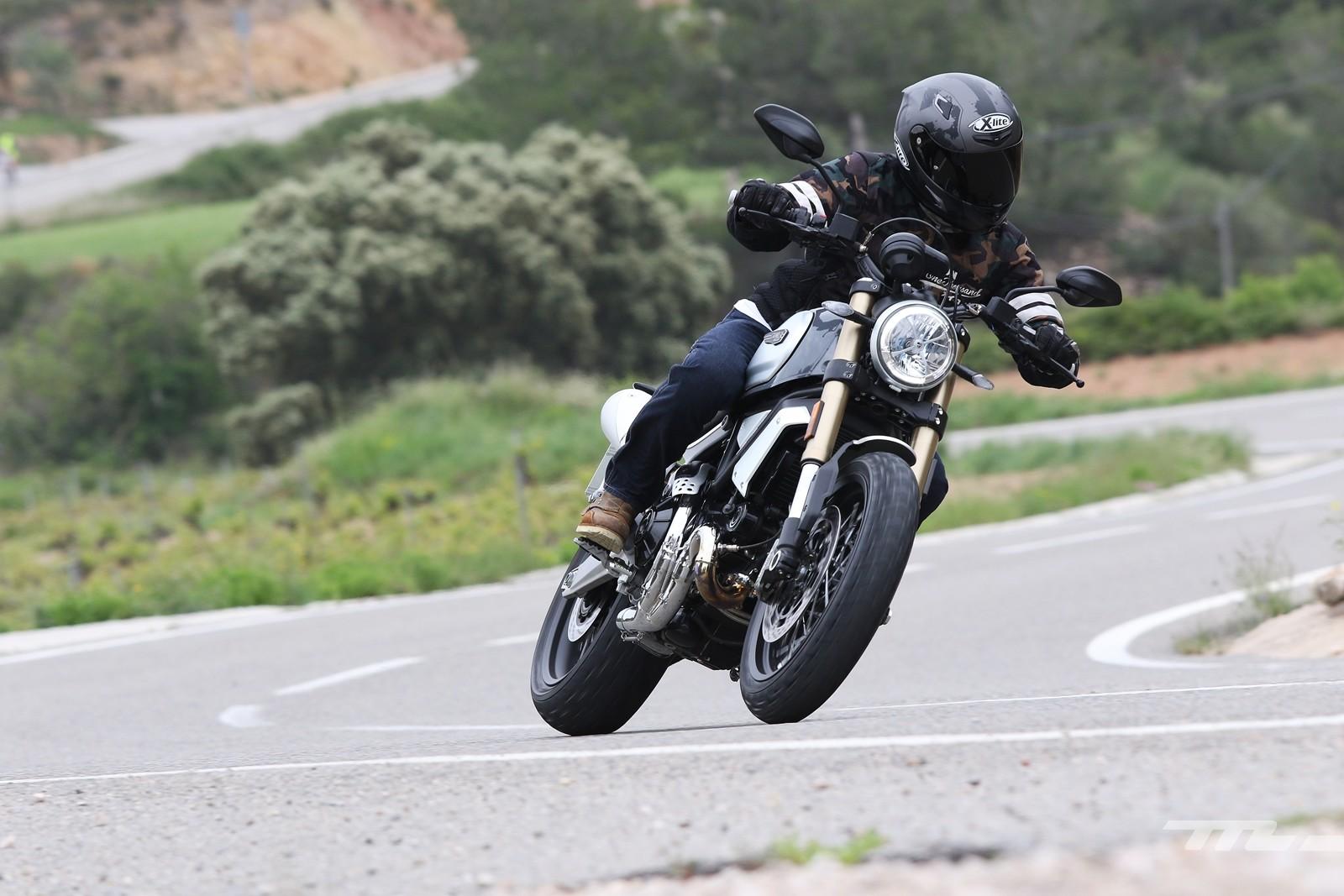 Foto de Ducati Scrambler 1100 2018, prueba (19/35)