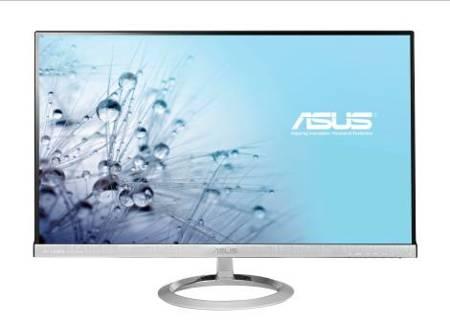 Asus busca el equilibrio entre prestaciones y diseño en su nueva gama de monitores Designo MX