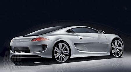 2010 Jaguar XE render