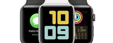 Los problemas del Apple Watch Series 3 sugieren que su fin de ciclo está cerca