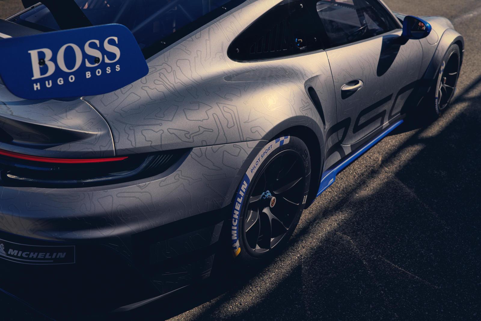 Foto de Porsche 911 GT3 Cup (9/22)