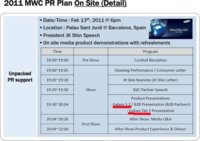Samsung Galaxy S2 será presentado el 13 de febrero con novedades confirmadas