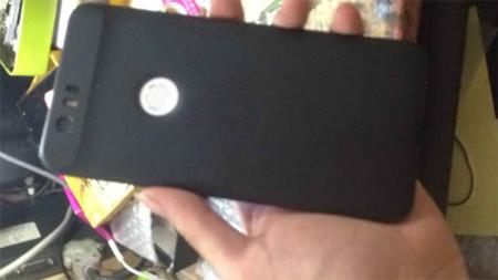 Huawei Nexus Negro Leak