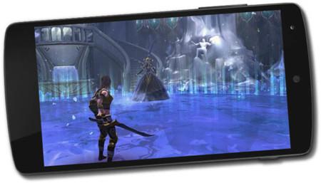 ¿Qué necesitaría un smartphone para poder ejecutar cualquier juego?