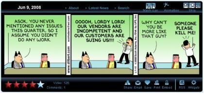 Recuperando a Dilbert