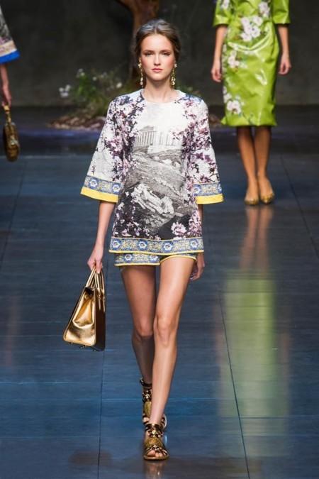 Dolce Gabbana verano 2014