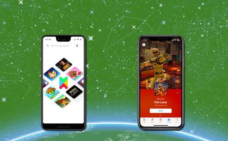 En qué se parece y diferencia Google Play Pass de Apple Arcade