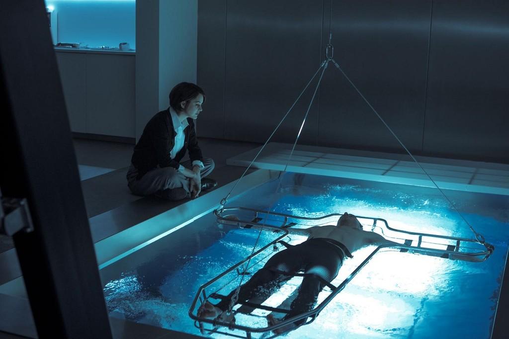 Escena Assassins Creed Marion Cotillard Michael Fassbender