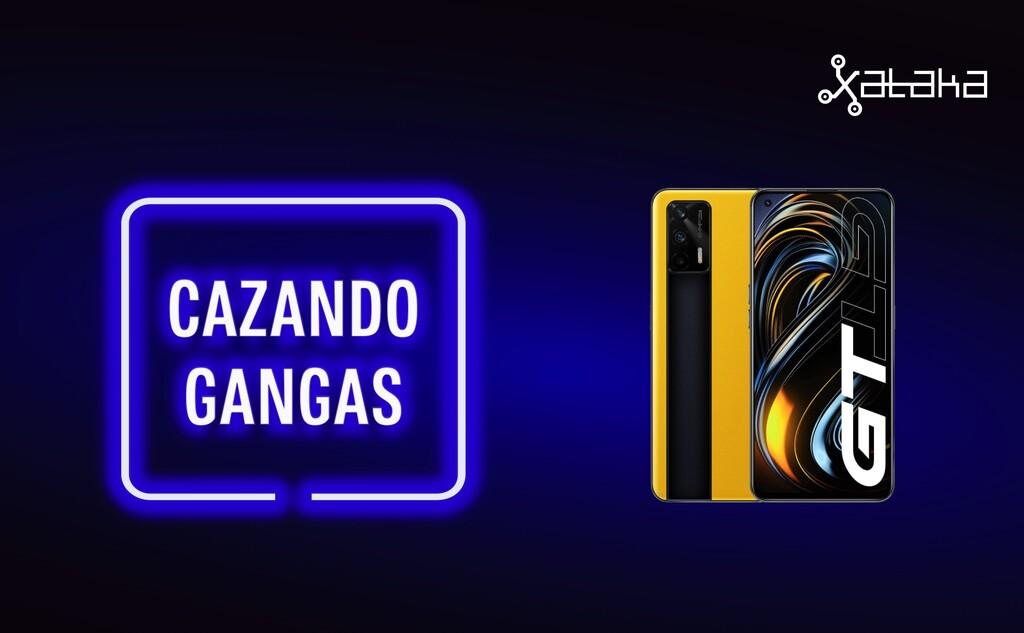 Chollo realme GT en Amazon, todos los AirPods a precio de derribo y 13 ordenadores para trabajar y jugar más baratos: Cazando Gangas