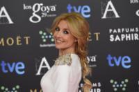 Cayetana Guillén Cuervo está que pincha en los Goya 2015
