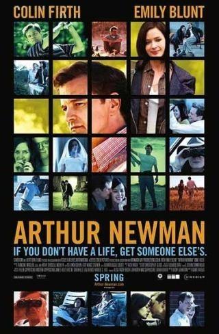 'Arthur Newman', con Colin Firth y Emily Blunt, cartel y tráiler