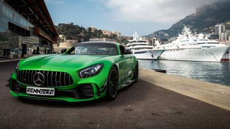 RENNtech Mercedes-AMG GT R825: porque Hulk puede ser mucho más bestia todavía